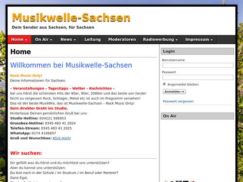 Musikwelle Sachsen