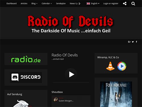 Radio of Devils
