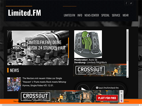 Limited.FM